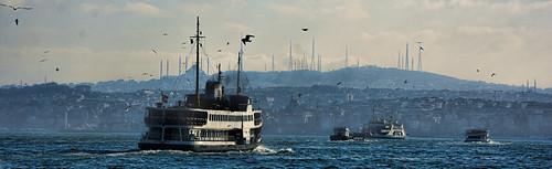 Estambul y el Bosforo