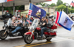 Motorcycles (scattered1) Tags: july4th seabees flag constructionbattallion marquette upperpeninsula parade michigan uscg harley harleydavidson man motorcycle uscoastguard northern independenceday summer sea 2019 mi northernmichigan