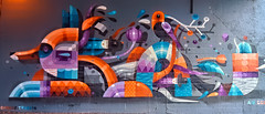 Br'er Fox (Atelier Teee) Tags: terencefaircloth atelierteee mural streetart westtown chicago illinois iameelco fox bird