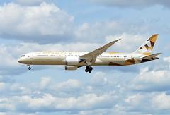 A6-BLR Etihad Airways Boeing 787-9 Dreamliner (czerwonyr) Tags: a6blr etihad airways boeing 7879 dreamliner fra eddf