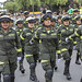 Desfile Militar y de Policía 20 de julio 2019