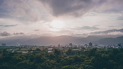 礁溪 (aelx911) Tags: a7rii a7r2 sony carlzeiss fe1635mm fe1635 landscape taiwan yilan sunset mountain 台灣 宜蘭 礁溪