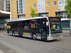 NLD Qbuzz 3133 ● Groningen Busstation (Roderik-D) Tags: qbuzz31003301 3133 bxfs61 groningenstation 2009 dieselbus euro5 mercedesbenz citaro2 o530ü savas bege überlandbus streekbus 2axle 2doors ivu gorba gd2020