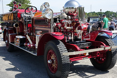 Impressive (desert11sailor) Tags: coolcars concours newburyport cars oldcars ahrensfoxfiretruck fireengine