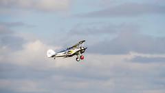 Gloster Gladiator (p.mathias) Tags: biplane flying worldwarii worldwar2 airplane aeroplane plane gladiator engineering england shuttleworth shuttleworthcollection