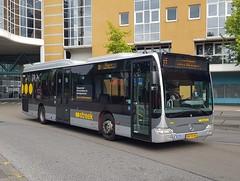 NLD Qbuzz 3128 ● Groningen Busstation (Roderik-D) Tags: qbuzz31003301 3128 bxfs65 groningenstation 2009 dieselbus euro5 mercedesbenz citaro2 o530ü savas bege überlandbus streekbus 2axle 2doors ivu gorba gd2020