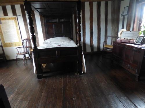 Paycocke's House - Master Bedroom