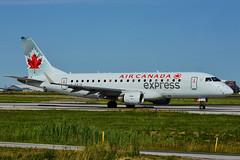 C-FXJF (Air Canada express - Sky Regional) (Steelhead 2010) Tags: aircanada aircanadaexpress skyregional embraer emb175 yyz creg cfxjf