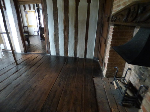 Paycocke's House - Cloth Room
