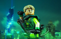 You Have Failed This City (-Metarix-) Tags: lego minifig dc comics comic green arrow oliver queen star city cw superhero superheroes custom minifigure minifigures archer emerald