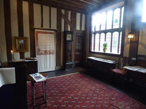 Paycocke's House - Main Hall