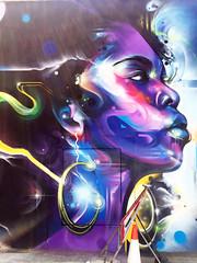 Wall Art, Homerton, London E9. (piktaker) Tags: london londone9 e9 homerton wallart urbanart streetart graffiti art spraypainting spray