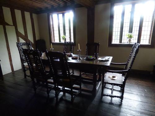 Paycocke's House - Dining Room