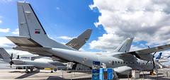CASA C-295M 16707 Portuguese Air Force (William Musculus) Tags: plane spotting airplane aviation airport paris le bourget lfpb lbg siae pas 2019 pas2019 siae2019 air show salon international de laviation et lespace 16707 portuguese force casa c295m eads c295
