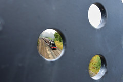 45690-MoldJcn-21.7.19 (shaunnie0) Tags: therailwaytouringcompany thenorthwalescoastexpress leander wcrc moldjunction jubileeclass lms steamtrain 45690 1z76