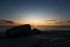Sunset at Finnish archipelago. (A.Koponen) Tags: canon canonphotography ef1635mmf40l summerphotography sunset sunsetsunrise sunsetphotography summer finland helsinki finnisharchipelago finnishphotography naturephotography nature beautifulllight hoya lseries