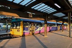 20190713 001 Preston. 142027 2N16 20.57 To Colne (15038) Tags: railways trains br britishrail diesel dmu class142 preston 142027