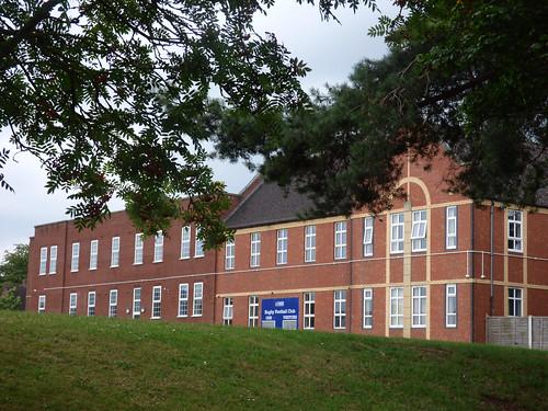 Old Swinford Hospital - Pepper Hill, Stourbridge - Old Swinford Hospital Rugby Football Club