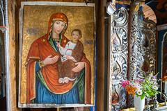 Hodigitria. Matka Boża z dzięciątkiem Jezus.