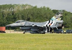 General Dynamics F-16AM Fighting Falcon FA-124 (phillipwilmshurst1) Tags: f16am fa124 riat 2019 belgian air component