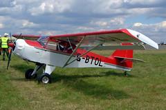 G-BTOL   Denney Kitfox Mk.III [PFA 172-12052] Kemble~G 09/07/2004 (raybarber2) Tags: flickr single egbp airportdata raybarber gbtol abpic ukcivil cnpfa17212052 pfa17212052 planebase filed