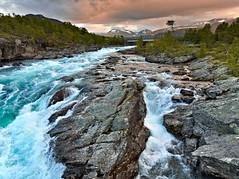 Sjoa Jotunheim (Norway) (gerrit-worldwide.de) Tags: sjoa jotunheimen norway gjende olympus em1 mzuiko124028 2019 river water opplandfylke