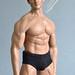 1/6th scale XXL black men's underwear for: Phicen / TBLeague M33 M34 M35 M36 Hot Toys TTM 20 size larger figures and male dolls
