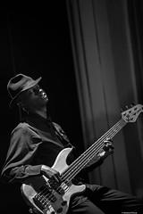 Michael Mondesir (antonio porcar cano) Tags: jazz musician double bass contrabajo コントラバス