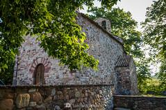 Para quien madruga (SantiMB.Photos) Tags: 2blog 2tumblr 2ig gallecs mollet vallèsoccidental vallès primavera spring iglesia church románico romanesque geo:lat=4156283912 geo:lon=219611619 geotagged molletdelvalles cataluna españa