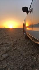 Negev Desert Sunset (B. Amir) Tags: offroad forster subaru sunset desert negev