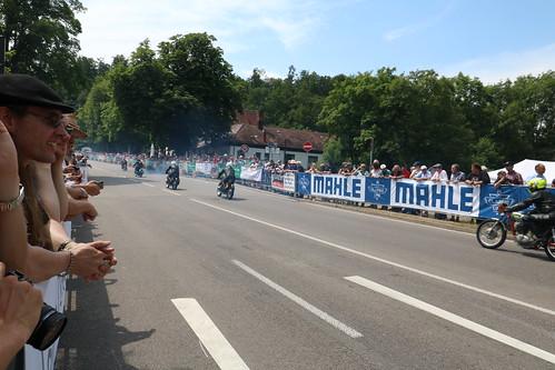 Start of M1 Motorcycles