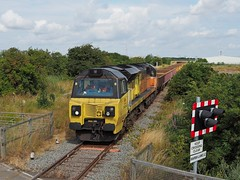 70802 marsh lane crossing 21/07/2019 (Offroadanonymous) Tags: 70802 marshlanecrossing