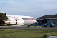 B707 (ST-APY) Trans Arabian Air Transport (boeing-boy) Tags: mikeling boeingboy b707 manston mse stapy taat