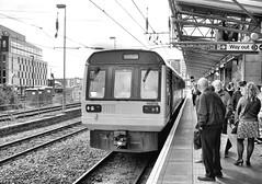 142018 (R~P~M) Tags: train railway diesel uk unitedkingdom greatbritian 142 pacer dmu multipleunit arriva northern newcastlecentral newcastle tynewear