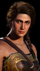 Amazonian (ilikedetectives) Tags: kassandra assassinscreed assassinscreedodyssey acodyssey acphotomode wonderwoman gaming gamecaptures virtualphotography videogames game ingamephotography screenshot portrait ubisoft ubisoftquebec