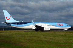 G-TAWO TUI Airways Boeing 737-8K5(WL) at Edinburgh Turnhouse Airport on 21 July 2019 (Zone 49 Photography) Tags: aircraft airliner aeroplane june 2019 egph edi edinburgh scotland turnhouse by tom tui airways boeing 737 738 800 8k5 wl gtawo