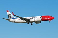 EI-FVM_20190602_BCN_50923_M (Black Labrador13) Tags: eifvm boeing 737 b737 737800 7378jp norwegian air shuttle bcn lebl el prat barcelona avion plane aircraft vliegtuig airliners civil annecath vestly