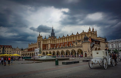 Calm before the storm. Krakow (Ula P) Tags: krakow cracow kraków poland oldtown travel sky storm thunderstorm sony sonyalpha