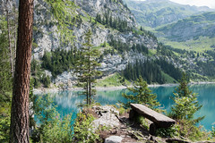 Oeschinensee - Kandersteg - Oberland - Suisse (pichmoly.sun) Tags: kandersteg oechinensee oberland suisse lac oeschinen
