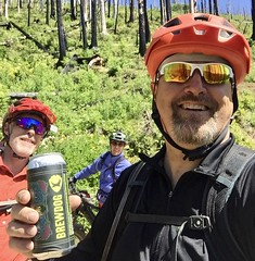 Selway River to Indian Crk Lookout (Doug Goodenough) Tags: bicycle bike cyle pedals spokes ebike bulls evo estream scott jen river selway idaho lookout mountain climb sun summer july 2019 gravel grinding drg531 drg53119 drg53119p drg53119pindianlookout forest canyon