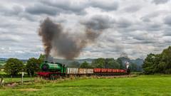 Foxfield Railway 21-7-2019 (KS Railway Gallery) Tags: foxfield railway summer gala uk steam freight trains austerity whiston