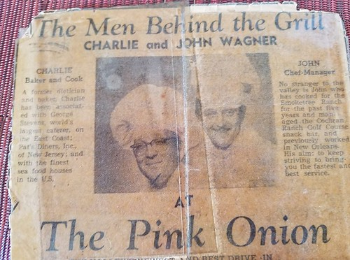 Indio Pink Onion - (2 of 4) Charlie and John Wagner