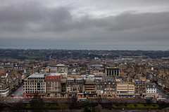 Edinburgh city view - Scotland (Out Of The Map) Tags: