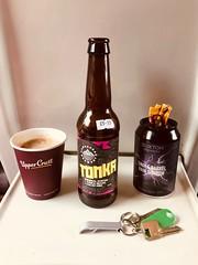 201-164 (mjlockitt) Tags: photojournal tasty trainbeer imperialporter imperialstout porter stout imperial beer buxton rainshadow tonka hawkshead
