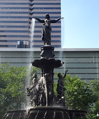 Fountain Square (Neil Noland) Tags: cincinnati ohio