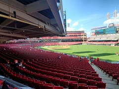 Pre-Game (Neil Noland) Tags: baseball stadium greatamericaballpark cincinnatireds cincinnati ohio mlb