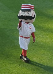Mr. Redlegs (Neil Noland) Tags: baseball stadium greatamericaballpark cincinnatireds cincinnati ohio mlb