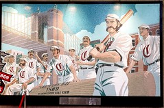 The First Team (Neil Noland) Tags: baseball stadium greatamericaballpark cincinnatireds cincinnati ohio mlb