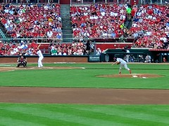 Action (Neil Noland) Tags: baseball stadium greatamericaballpark cincinnatireds cincinnati ohio mlb