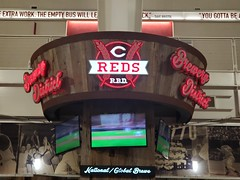 Reds Brewery District (Neil Noland) Tags: baseball stadium greatamericaballpark cincinnatireds cincinnati ohio mlb